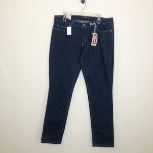 Levi's too super low 524 juniors size 15 -low rise